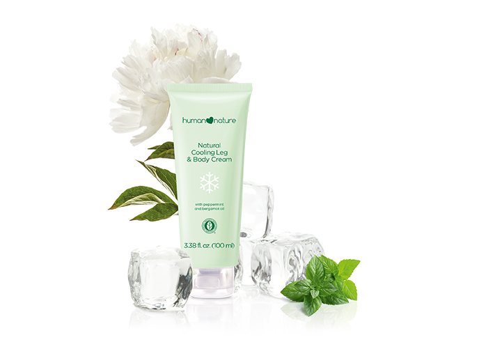 Cooling Leg & Body Cream