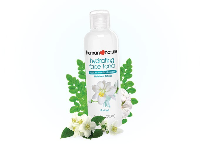 SALE! Hydrating Face Toner with Moringa