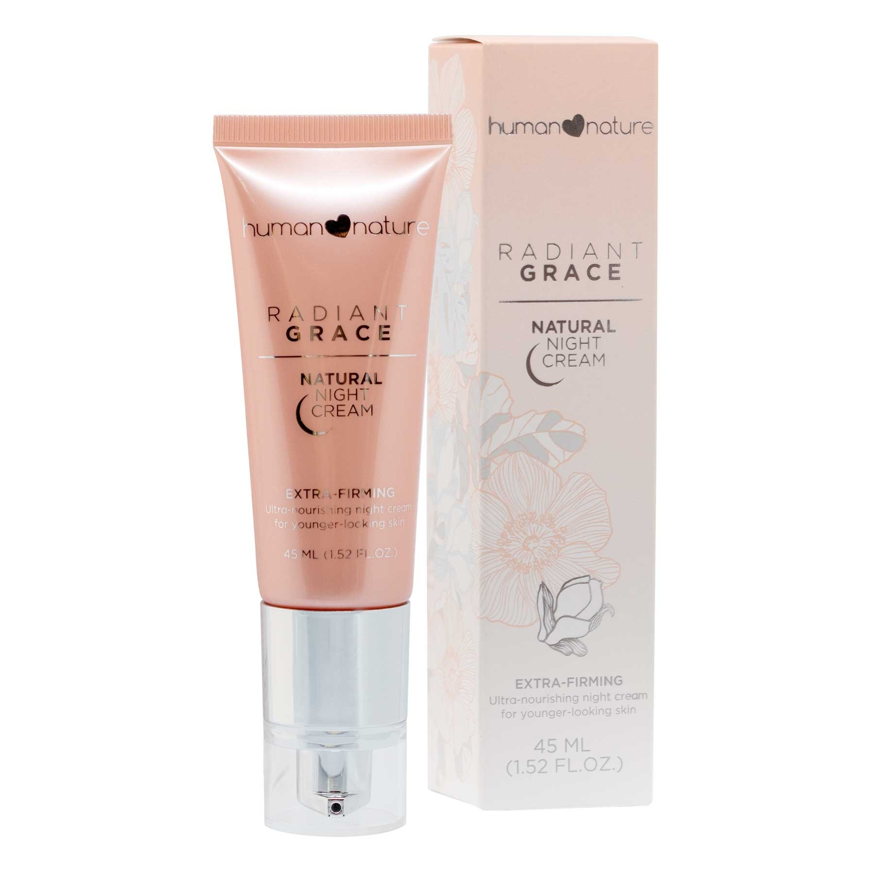 Radiant Grace Night Cream (New & Improved)